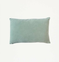 Urban Nature Culture :: UNC poduszka Vintage velvet sea foam