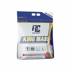 Ronnie Coleman SS King Mass XL 6750g Dobra cena - Strawberry Milkshake