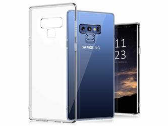 Etui silikonowe przezroczyste Samsung Galaxy Note 9