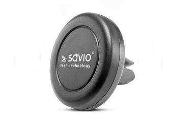 Elmak Uchwyt samochodowy magnetyczny Savio CH-01 na telefon, nawigację