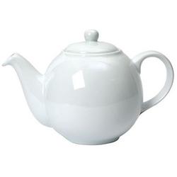Dzbanek do herbaty London Pottery Globe biały 1,1 Litra LP-17232110