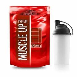 ACTIVLAB Muscle Up Protein 2000g + Shaker - Vanilla