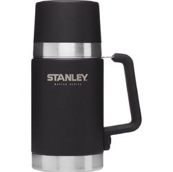 Termos obiadowy stalowy z uchwytem Stanley Master izolowany próżniowo, 0,7 Litra 10-02894-002