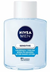 Nivea Men Sensitive Cool, chłodząca woda po goleniu, 100ml