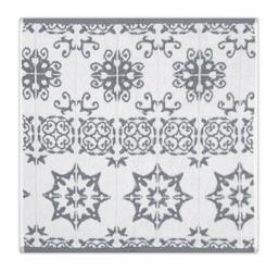Ręczniczek Kuchenny 50X50 Mozaika Popielaty - popielaty