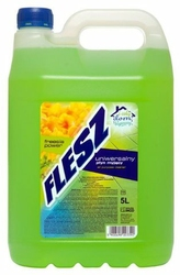 Flesz, Freesia Power, Uniwersalny płyn myjący, 5l
