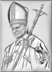 Obrazek V180293L Św. Jan Paweł II