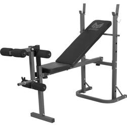 Ławka do wyciskania i treningu nóg E-Series