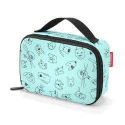 Torba Cats and Dogs Mint Thermocase Reisenthel
