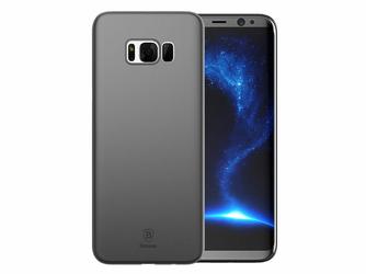 Etui Baseus Wing case do Samsung Galaxy S8+ Plus Czarne - Czarny