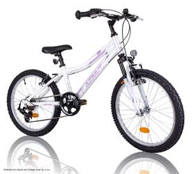 Rower dziecięcy Azimut Kid 20 Girl