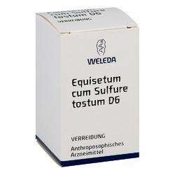 Equisetum Cum Sulf. Tost. D 6 Trit.