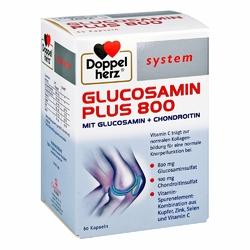 Doppelherz System Glukozamina Plus 800