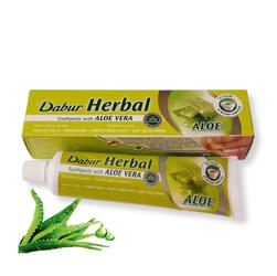 Pasta do Zębow Dabur Herbal Toothpaste Aloes
