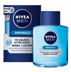 Nivea Men Orginal, woda po goleniu, 100ml