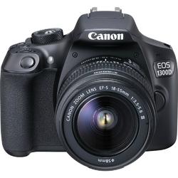 Lustrzanka Canon EOS 1300D+18-55mm III