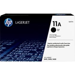 HP 11A oryginalny wkład z czarnym tonerem LaserJet