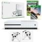 Konsola Xbox One S 1TB+ 2 Pady + 2 Gry dla Dzieci