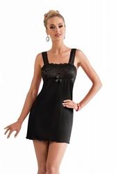 Donna Kinga czarna Koszula nocna