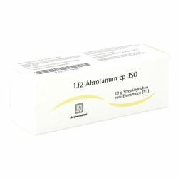 Jso Jkh Lymphmittel Lf 2 Abrotanum cp Globuli