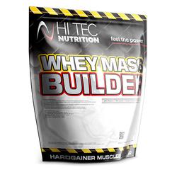 HI-TEC Whey Mass Builder - 1500g - Vanilla