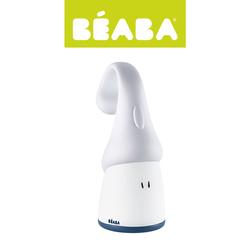Lampka nocna LED przenośna z latarką Pixie 90h świecenia Mineral, Beaba