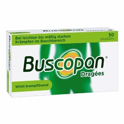 Buscopan Drag.