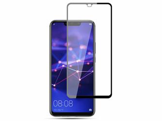 Szkło Mocolo Full Glue do Huawei Mate 20 Lite czarne