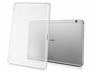 Etui silikonowe przezroczyste do Huawei MediaPad T3 10 9.6
