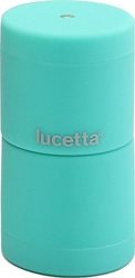 Światełka do roweru Lucetta turkusowe