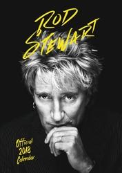Rod Stewart - kalendarz 2018
