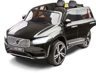 Samochód dla dziecka Volvo XC90 czarny + PILOT
