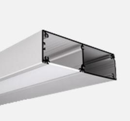 Profil LED KIDES z miejscem na zasilacz