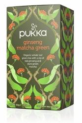 PUKKA Ginseng Matcha Green 20 saszetek