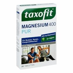 Taxofit Magnesium 400 Pur Tabletten