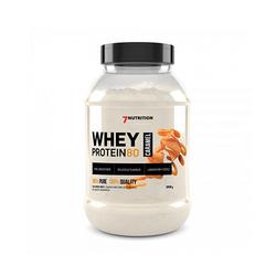 7 Nutrition Whey Protein 80 2000 g Koncentrat Masa Anabolizm - Caramel