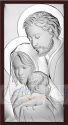 Obrazek BC64743WM Święta Rodzina 14 x 26 cm.