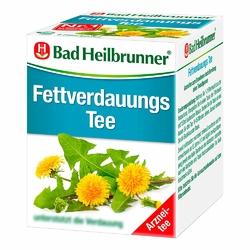 Bad Heilbrunner herbata wspomagająca trawienie tłuszczy