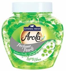 Arola General Fresh, citrus, perełki pachnące, 250g