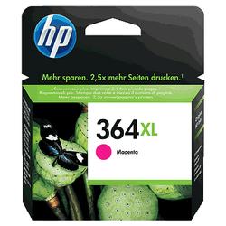 HP 364XL oryginalny wkład atramentowy purpurowy XL