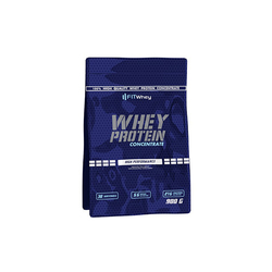 FitWhey Whey Protein Concentrate 900G - Banana