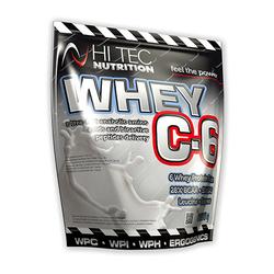 HI-TEC Whey C6 - 1000g - Vanilla