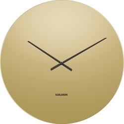 Zegar ścienny Mirage złoty