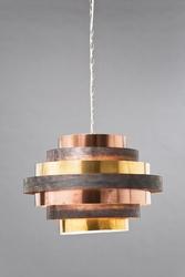 KARE Design :: Lampa Belt Round Coffee