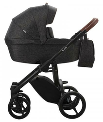 Wózek Bebetto Luca 3w1 FOTEL BRITAX RÖMER BABY-SAFE2 I-SIZE