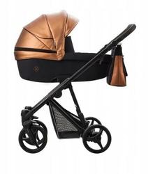 Wózek Bebetto Nitello Shine 4w1 Avionaut Kite+ baza ISOFIX