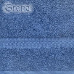 Ręcznik JANOSIK NEW Frotex niebieski - niebieski