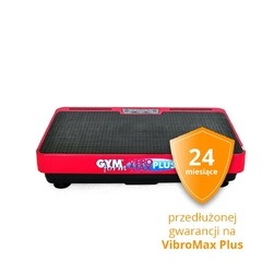 Gwarancja przedłużona o 24 miesiące - VibroMax Plus