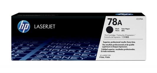 HP Toner LJ P15661606 78A 2.1k CE278A CZARNY
