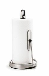 Stojak na ręczniki papierowe Tension Arm Simplehuman srebrny